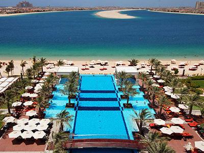 DUBAI – ZABEEL SARAY HOTEL & VIP VILLAS – PALM JUMERIAH