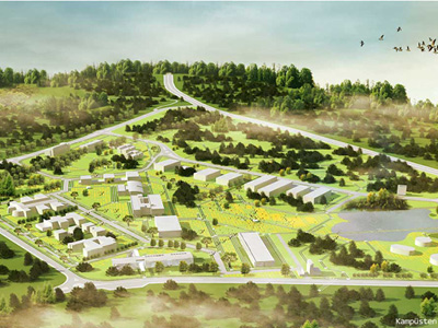 METU TECHNOCITY URBAN DESIGN IDEA COMPETITION