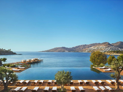 THE BODRUM EDITION HOTEL LANDSCAPE PROJECT & CONSULTING